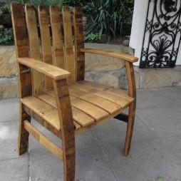 Židle zahradní