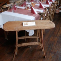 Servírovací stolek Klasik (11)